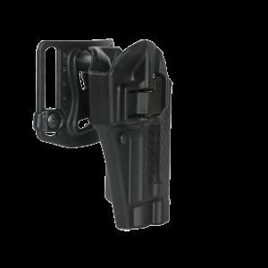 Blackhawk Serpa CQC Right-Hand Multi Holster for Glock 26, 27, 33 in Black - 410001BKR