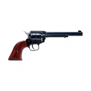 """Heritage Rough Rider .22 Long Rifle/.22 Winchester Magnum 9-Shot 6.5"""" Revolver in Blued - 22999MB6"""