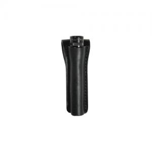 Mini-Lite Holder, Full  MAG LIGHT HOLDERS HALF LENGTH MOLDED MINI-MAG HOLDER BASKETWEAVE BLACK - 5558-3
