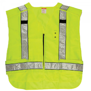 5.11 Tactical Cargo Vests in Reflective Yellow - Medium