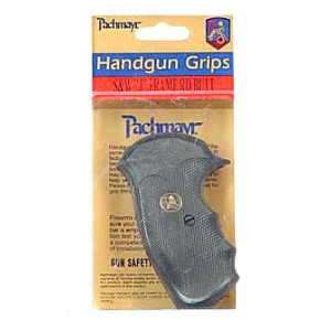 Pachmayr Gripper Grips For Smith & Wesson J Frame Round Butt 03249