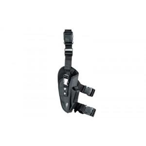 Leapers, Inc. - Utg Elite Tactical Leg Holster, Fits Most Large Autos, Right Hand, Black Pvc-h168et - PVC-H168ET