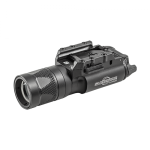 X300 Vampire Weapon Light, 6V, Universal/Picatinny Rail Mount, 350 Lumens, Black, Z-Xbc Push/Toggle Switch