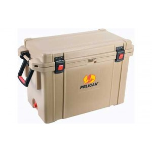 Pelican Progear 95q Elite Cooler, Holds 95 Us Quarts, Tan 32-95q-oc-tan