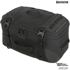 Maxpedition - IRONCLOUD™ Adventure Travel Bag Color: Black