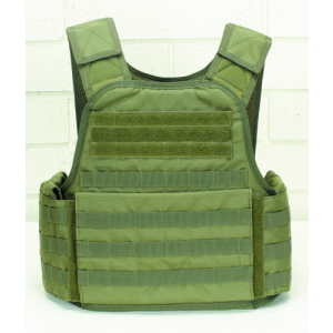 Lightweight TActical Plate Carrier Color: OD Green Size: Standard