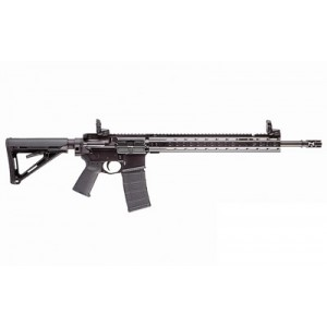 "Primary Weapons Systems MK1 .223 Remington/5.56 NATO 30-Round 18"" Semi-Automatic Rifle in Black - M118RA1B"