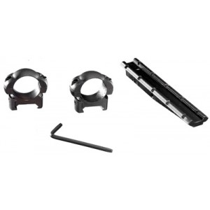 "Horton Scope Mounting Kit Includes Rings & 7/8"" Weaver Style Base SS120"