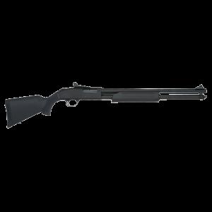 """Mossberg 500 .20 Gauge (3"""") 7-Round Pump Action Shotgun with 20"""" Barrel - 54300"""