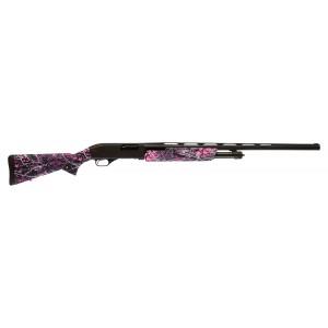 """Winchester Guns 512325391 SXP Pump 12 Gauge 26"""" 3"""" Muddy Girl Syn Stk Blk Aluminum Alloy Rcvr"""
