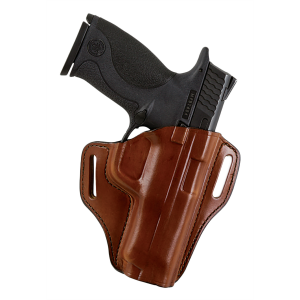 Bianchi 25044 Remedy Ruger LCR 38 Leather Tan - 25044