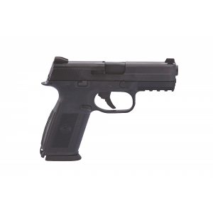 """FN Herstal FNS-40 .40 S&W 14+1 4"""" Pistol in Black (No Manual Safety) - 66760"""