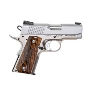 """Magnum Research Desert Eagle 1911 .45 ACP 6+1 3"""" 1911 in Stainless - DE1911USS"""