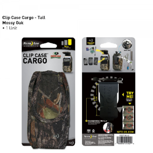 Clip Case Cargo Color: Mossy Oak Size: Tall