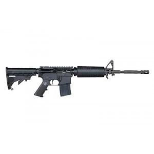 "Stag Arms Model 5 6.8 SPC 25-Round 16"" Semi-Automatic Rifle in Black - SA5"
