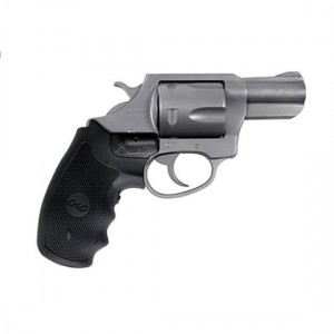 """Charter Arms Mag Pug .357 Remington Magnum 5-Shot 2.2"""" Revolver in Stainless - 73524"""