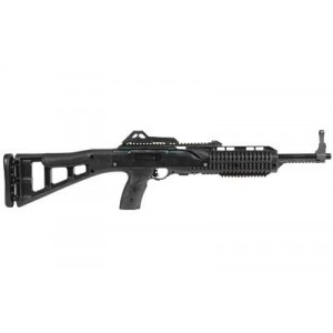 "Hi-Point 45 ACP .45 ACP 9-Round 17.5"" Semi-Automatic Rifle in Black - 4595TS"