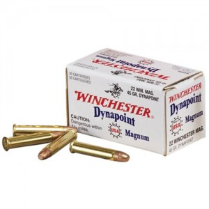 Winchester Wildcat .22 Winchester Magnum Dynapoint, 45 Grain (50 Rounds) - USA22M