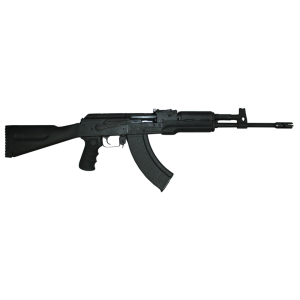 "M+M Inc M10-762 AK-47 7.62X39 30-Round 16.5"" Semi-Automatic Rifle in Black - M10-762"