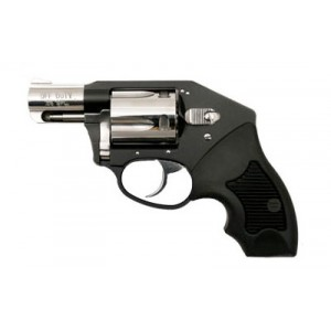 "Charter Arms Off Duty .38 Special 5-Shot 2"" Revolver in Fired Case/Black - 53921"