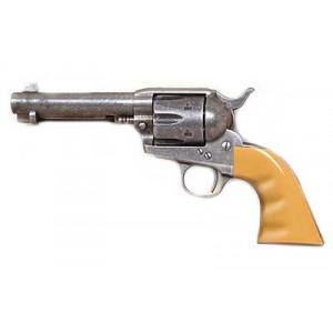 """Cimarron Rooster Shooter .45 Long Colt 6-Shot 4.75"""" Revolver in Original Finish - PPRS410"""