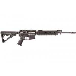 "Patriot Ordnance Factory P-15 Puritan .223 Remington/5.56 NATO 30-Round 16.5"" Semi-Automatic Rifle in Black - P15"