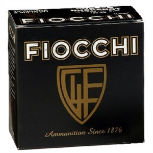 """Fiocchi Ammunition High Velocity .12 Gauge (2.75"""") 6 Shot Lead (250-Rounds) - 12HV6"""
