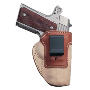 Galco SCT158B Scout Inside The Pants Smith & Wesson J Frame Hammered/Hammerless Horsehide/Leather Black - SCT158B
