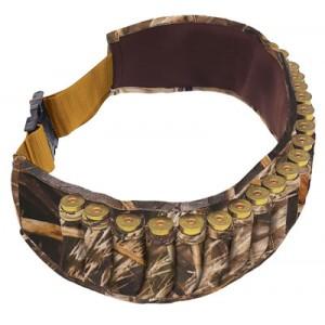 Allen Company Shell Belt in Camo Smooth Neoprene - 58