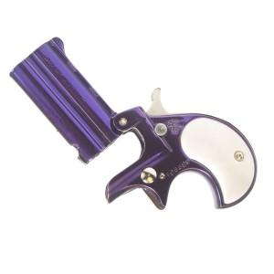 "Cobra Enterprises C22PRP .22 Long Rifle 2-Shot 2.4"" Derringer in Imperial Purple - C22PRP"