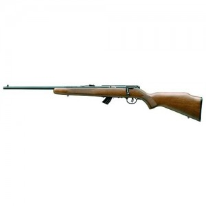 """Savage Arms Mark II GL .22 Long Rifle 10-Round 20.75"""" Bolt Action Rifle in Blued - 50701"""