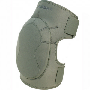 HellStorm Tactical Neoprene Kn  Neoprene Knee Pad Black Quiet and extremely comfortableTextured contact area increases durability and improves grip High-density, closed-cell foam core for excellent impact resistance and minimal moisture retention  Contour