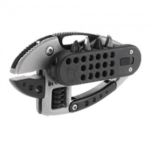 Columbia River Multi-Tool w/Knife,Non-Weight-Bearing Carabiner,Wrench & More 9070