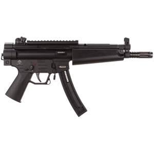 """American Tactical Imports GSG-522 .22 Long Rifle 10+1 9"""" Pistol in Black - 522PLB10"""