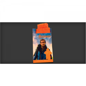 Gerber BG Men's Poncho in Orange - Adult