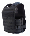 TacProGear Tactical Vest in Nylon Black - 2X-Large