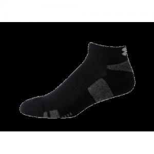 UA HeatGear Trainer LO CUT 3 Pack Color: Black Size: X-Large