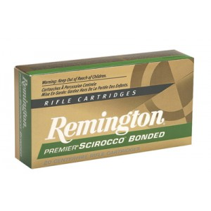Remington .300 Remington Ultra Magnum Swift Scirocco Bonded, 180 Grain (20 Rounds) - PR300UM3P2