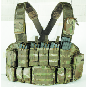 Tactical Chest Rig Color: Multicam