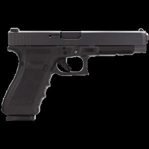 """Glock 41 .45 ACP 10+1 5.31"""" Pistol in Polymer (Gen 4) - PG4130101"""
