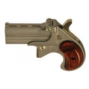"Cobra Enterprises CB38 .38 Special 2-Shot 2.75"" Derringer in Nickel - CB38SR"