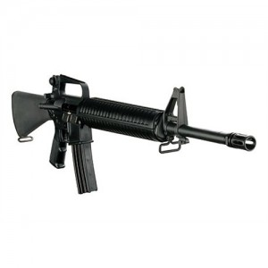 """DPMS Panther Arms A2 Classic .223 Remington/5.56 NATO 30-Round 20"""" Semi-Automatic Rifle in Black - 60510"""