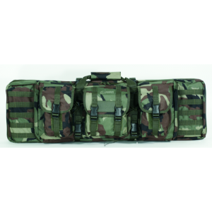 36  Padded Weapons Case Color: Woodland Camo