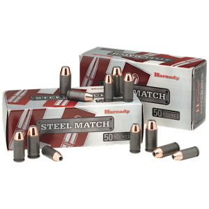 Hornady 9mm HAP, 125 Grain (50 Rounds) - 90275