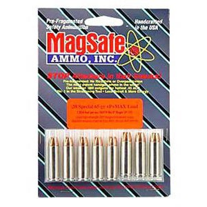 MagSafe Ammo SWAT .44 Special Pre-Fragmented Bullet, 94 Grain (10 Rounds) - 44W