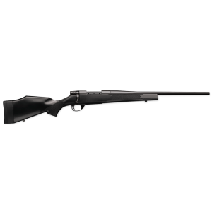 """Weatherby Vanguard Series 2 Youth Synthetic .308 Winchester/7.62 NATO 5-Round 20"""" Bolt Action Rifle in Blued - VYT308NR4O"""