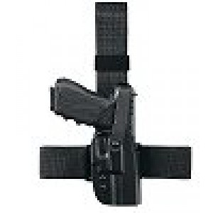 Uncle Mikes Tactical Retention Holster For S&W 5900 & Certain 4000 Series - 59181