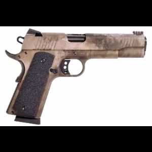"""Remington 1911 R1 Enhanced .45 ACP 8+1 5"""" 1911 in A-TACS AU - 96330"""
