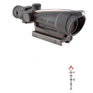 Acog 3.5x35 .308 Bac Chvn Red