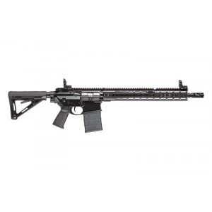 "Primary Weapons Systems MK2 .308 Winchester 20-Round 16.1"" Semi-Automatic Rifle in Black - M216RC1B"